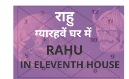 राहु ग्यारहवें घर में (Rahu in eleventh house)